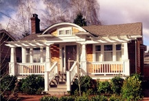 Front porch redo / by Sara Stacy