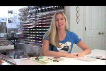 Stampin Up Videos / by Brandy Godush-Cox