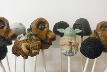 Crazy cakes and cake pops / by Karen Holt