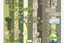 Going Green! / Green is my favorite color!!!! / by Nicole Souders