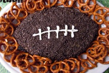 Nutty Game Day Dishes / Celebrate Super Bowl Sunday with these peanut dishes and treats. / by Georgia Peanuts