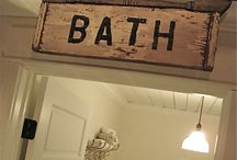 Bathroom / by Cathy Howie