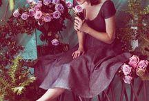 Ladylike Style: Midi, Maxi, Modesty / Feminine, Pretty, Romantic, Lovely, Classy, Modest! / by A Little Bit of Lovely by Jen