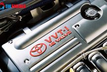 Toyota Engines / Toyota Motor Corporation is currently the world's largest automaker, and in terms of recognition it's the only automotive manufacture to appear in the top10 in the Branz name recognition ranking. Visit and read articles @ http://www.swengines.com/used-engines.php?make=Toyota&model= / by SWEngines