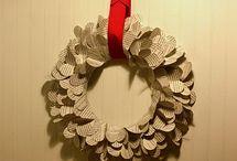 holiday decorating / by Katharine Randall