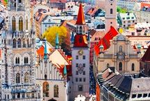 Germany/Austria/Switzerland Trip / by Sara Vandenbos