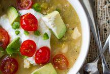 Soups/Chili / by Michelle Patriquin Robinson