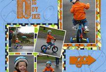 Craft: SCB-LO-Boy-Bike / by Jeanette Schwarz