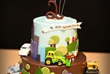 Cakes! / by Cassandra Cornforth