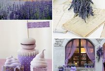 LAVENDER CRAFTS / by Therese' Pureveen