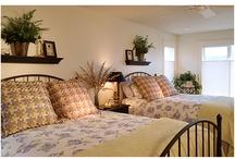 Bedrooms / by Lori Brock Designs