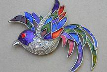 animal  jewelry  designs / by Sara Paul