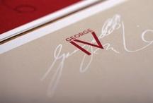Revolver/George IV / Revolver Design Studios branding for the George IV pub in Lichfield. / by REVOLVER DESIGN