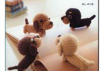 Free crochet pattern. / Free / by Aroonrut Kotomori