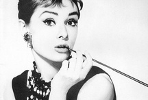 Audrey Hepburn / Audrey Hepburn the ultimate beauty through the ages... / by Rivers Sydney