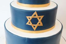 Bar Mitzvah Cakes - Sweet Grace, Cake Designs / by Sweet Grace, Cake Designs