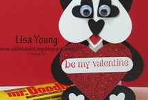 Valentine's  Day Stampin' Up / by Lisa Young - Stampin' Up!