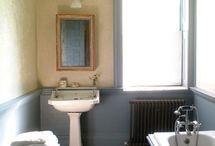 Bathroom ideas / by Laura Hogan