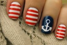 Nails!!! / by Alison LeGarie