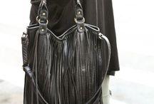 Everything Leather + Fringe / beautiful things leather and fringe / by Toni Holder
