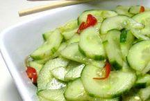 Recipe - Salad / by Meg Lunsford