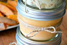 Warm Bellies: Dressings, Sauces, Dips / by Sherie Lovich