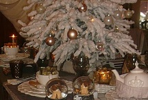 Christmas Trees / by Peggy Gibson