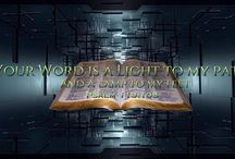 LIVING WORDS from the BIBLE  / by Ellen Zittinger