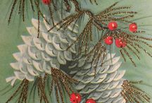 vintage holidays / by Nancy Quintano