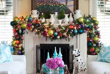 Decking the Halls and Home / by Cornerstone Home Interiors