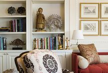 Book shelves / by Jana Lubert