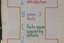 Anchor charts / by Brittany Ponder