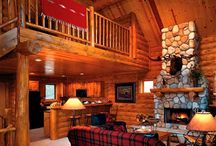 I will have a log home / by Sandi Lynch