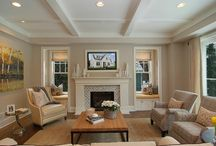 Livingroom / by Anne Nichols