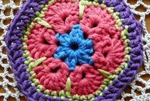 I Love Crochet & Tricô - 4 / by Irê Silva