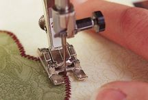 Sewing / by Katey Storm