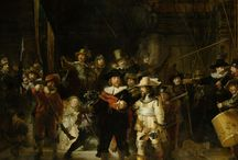 Rembrand van Rhijn / by Jan Neijman