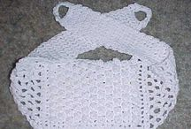 Knit and Crochet for the Bathroom / by Melayla O
