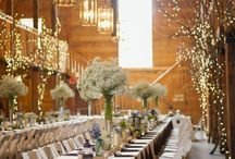 Wedding decorations / by kootenayk r