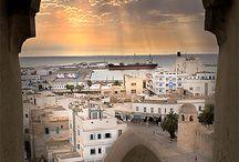 tunesie / by Yvonne Farah-ledderhof