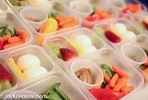 School Lunches / by Nancy Hubbard-Shingler