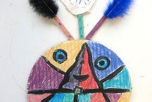 à la manière de ... Wumpa / culture inuite / by Christel Ponsero