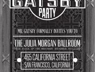 Gatsby Party / by Christy Reynolds