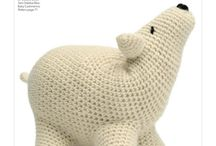 Amigurumi and Toy Knitting and Crochet Patterns / Any plushies or toys in knitting or crochet / by Dayana Knits