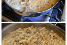 One Skillet Meals / by Cherished Bliss