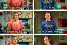 I love Sheldon / by Missy Woessner Munson