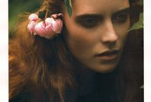 plants and flowers / by Nicola Partington-Omar