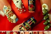 Crazy nails / by Stephanie Thurlow
