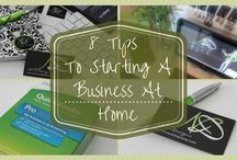 Business Organization Tips / by Nikki Boyd