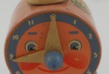 clocks / by Lisa Lloyd